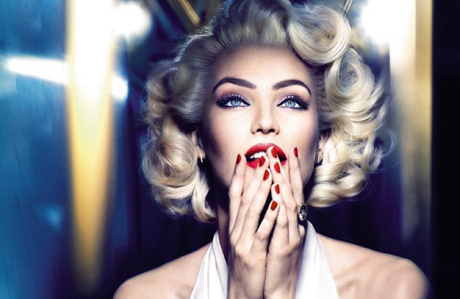 Yeni Marilyn Monroe: Candice Swanepoel