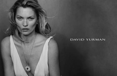 Kate Moss ve David Yurman işbirliği