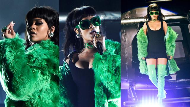 iHeartRadio Müzik Ödülleri'nde Rihanna fırtınası