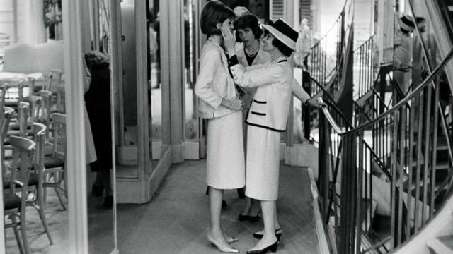Coco Chanel'in yeni fotoğrafları ortaya çıktı!