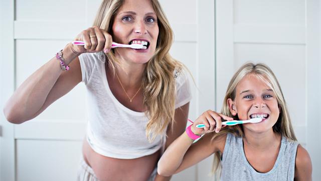 Hamilelere özel diş bakımı tavsiyeleri
