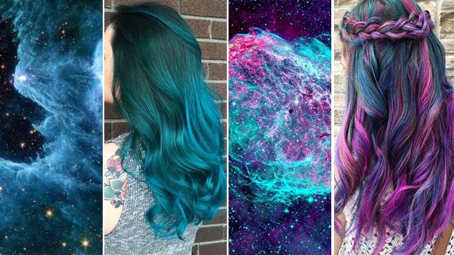 Yeni trend alarmı: Galaksi saç