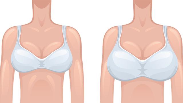 Daha dik göğüsler için göğüs dikleştiren egzersizler