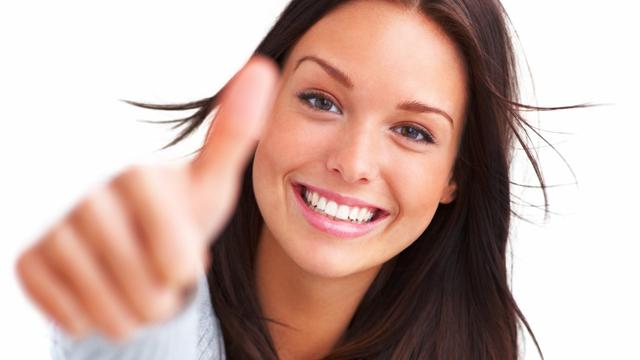 En doğal görünümlü dişler Zirkonyum ile mümkün