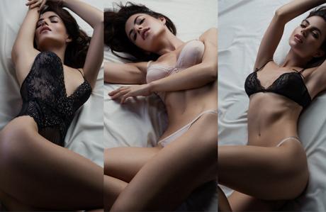 Ünlü iç giyim markasından seksi koleksiyon