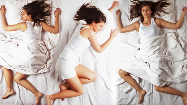 Uyuma şekliniz alzheimer riskini azaltıyor!
