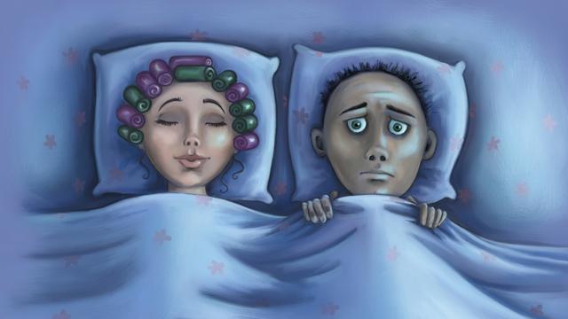 Uykusuzluk merhemi sayesinde bebekler gibi uyuyacaksınız!
