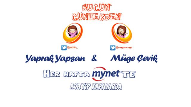 """""""Bugün Günlerden"""" Mynet TV'de başlıyor!"""