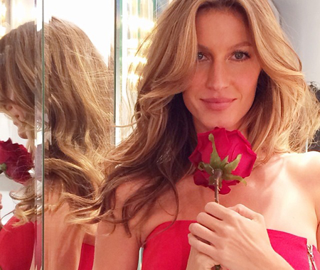 Gisele Bundchen Chanel No. 5'in yeni yüzü