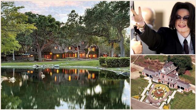Michael Jackson'ın çiftliği satılıyor!