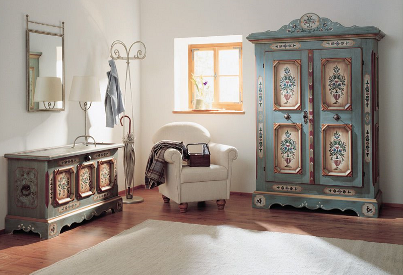 2016'nın dekorasyon trendi; vintage esintiler