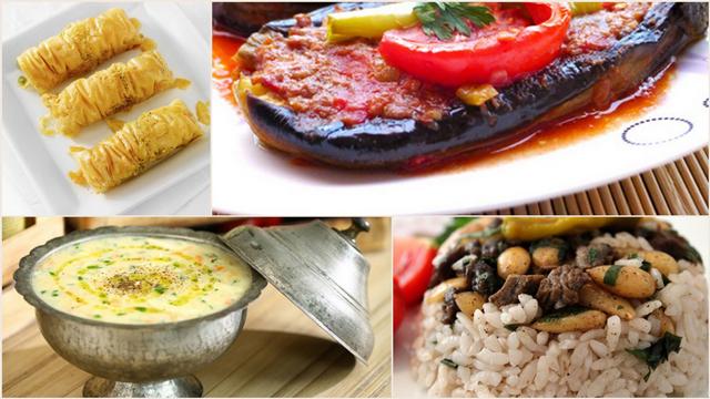 26 Haziran günün iftar menüsü