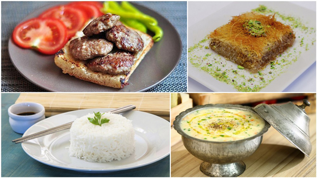 7 Temmuz günün iftar menüsü