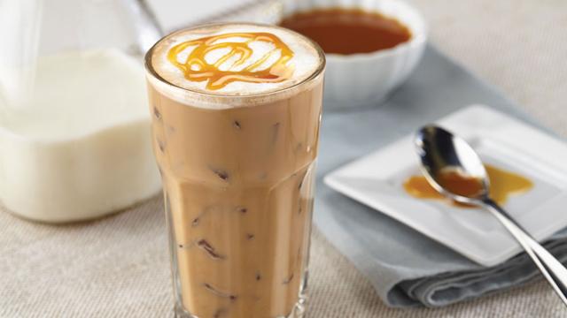 Ev yapımı buzlu kahve tarifi