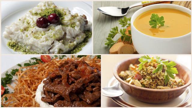 Günün iftar menüsü