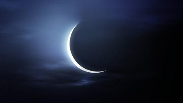 Yeni ay Yay burcunda