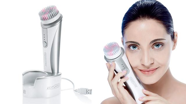 Zeitgard yüz temizleme cihazı ile zamanı geriye döndürün!