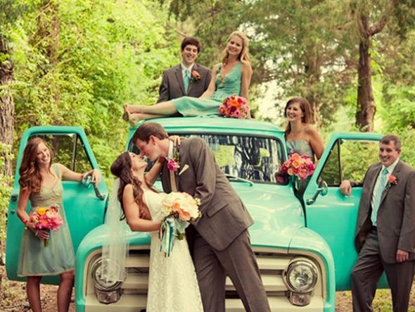 En Eğlenceli Düğün Fotoğrafları