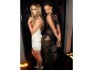 JLo ve Rihanna Göz Kamaştırdı