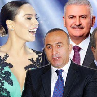 Ebru Gündeş, 3 AKP'liyi nasıl korkuttu?