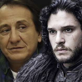Game Of Thrones'un Jon Snow'u mu, Arka Sokaklar'ın Hüsnü Çoban'ı mı? Sen hangi karaktersin?