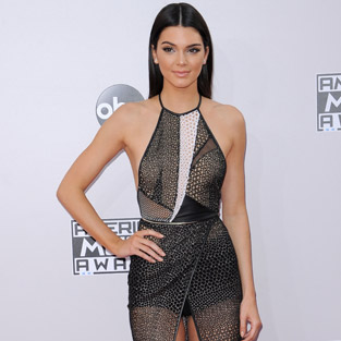Kim Kardashian'ın kardeşi Kendall Jenner hayalini anlattı