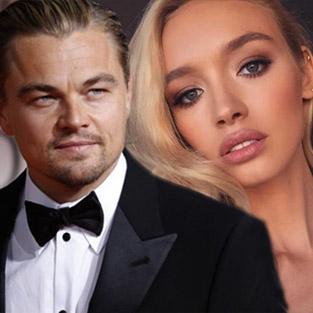 Leonardo DiCaprio, Roxy Horner ile aşk yaşıyor