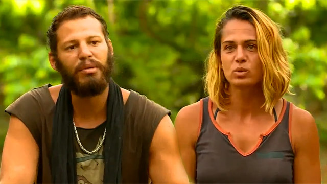 Survivor'da Nagehan ve Atakan arasında gergin anlar