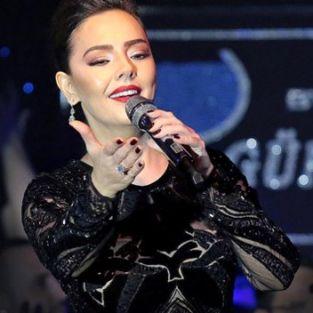 Ebru Gündeş albüm çıkaran yeğenine destek verdi