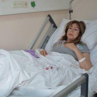 Yeşilçam oyuncusu Aynur Aydan hastaneye kaldırıldı