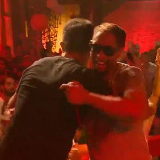 Dünyaca ünlü şarkıcı Lil Jon, Survivor birleşme partisinde