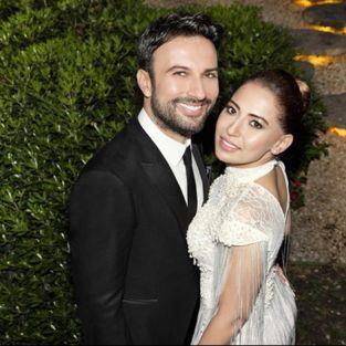 Tarkan ile Pınar Dilek evlendi