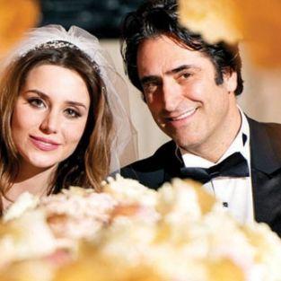 Avukat Ece Binay ile evlenen Mahsun Kırmızıgül baba olmaya hazırlanıyor