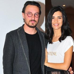 Tuba Büyüküstün ve Onur Saylak Bodrum tatiline çıktı
