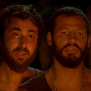Survivor'da Semih, Atakan'dan hesap sorunca tansiyon yükseldi