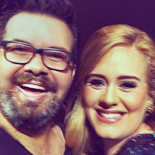 Adele'den Türk hayranına sürpriz doğum günü kutlaması