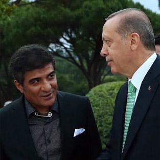 Erdoğan'ın davetine katılan İbrahim Erkal'dan 'çengelli iğne' açıklaması