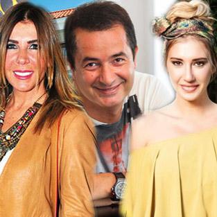 Acun Ilıcalı'dan sevgilisi Şeyma Subaşı ve eski eşi Zeynep Ilıcalı'ya 6.2 milyon dolarlık jest