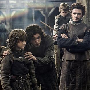 Game Of Thrones 1. Sezon 1. Bölüm Fotoğrafları