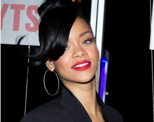 Rihanna Türkçe 'Seni Seviyorum' dedi