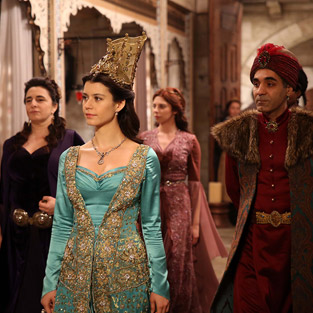 Muhteşem Yüzyıl 4.Murat'a 2 yeni oyuncu
