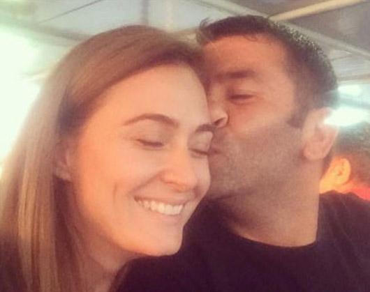 Ceyda Düvenci'den eşi Bülent Şakrak'a duygusal sözler