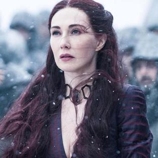 Game of Thrones'un Melisandre'si anne oldu