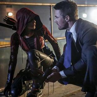 Arrow 5. Sezon Tanıtım Fotoğrafları