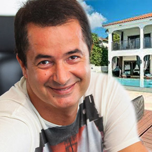Acun Ilıcalı Miami'de 6 milyon dolara malikane satın aldı