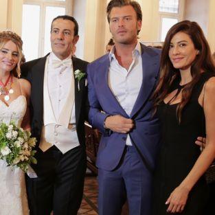 Ünlü spor eğitmeni Ara Karanfil evlendi