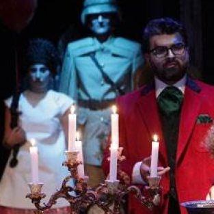 İstanbul Devlet Tiyatrosu 'Perde' diyor