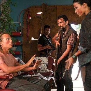 Fear the Walking Dead 2. Sezon 7. Bölüm Fotoğrafları