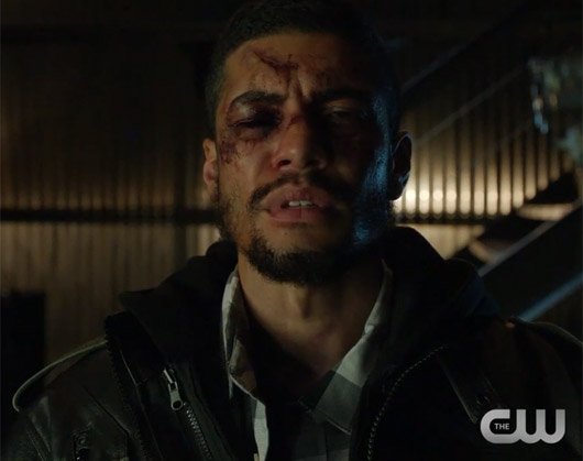 Arrow 5. Sezon 5. Bölüm Fragmanı