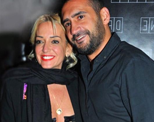 Ümit Karan ve Saba Tümer gece kulübünde görüntülendi